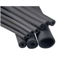1 1/8 *3/4  RUBBER TEX Insulation Pipe